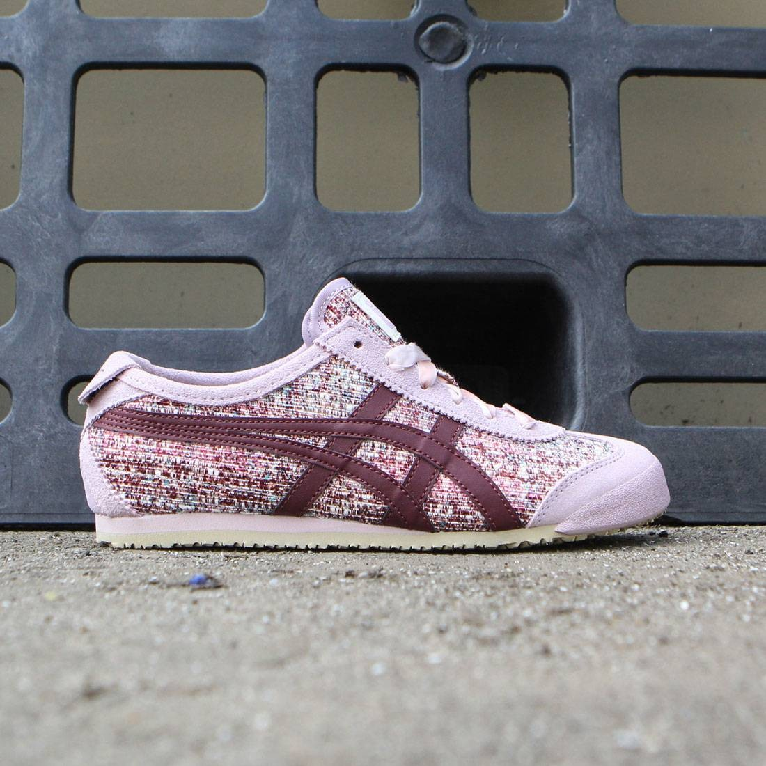 save off b2d49 4780b Onitsuka Tiger Women Mexico 66 (lilac / zinfandel)
