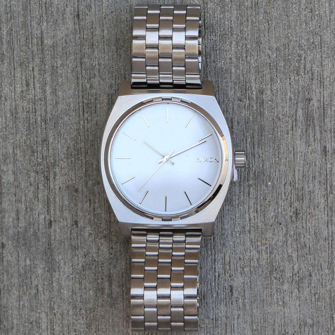 Nixon Time Teller Watch (white)