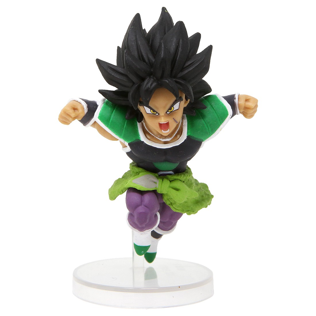 Bandai Dragon Ball Super Dragon Ball Adverge Motion 3 - Broly Rage Mode (green)