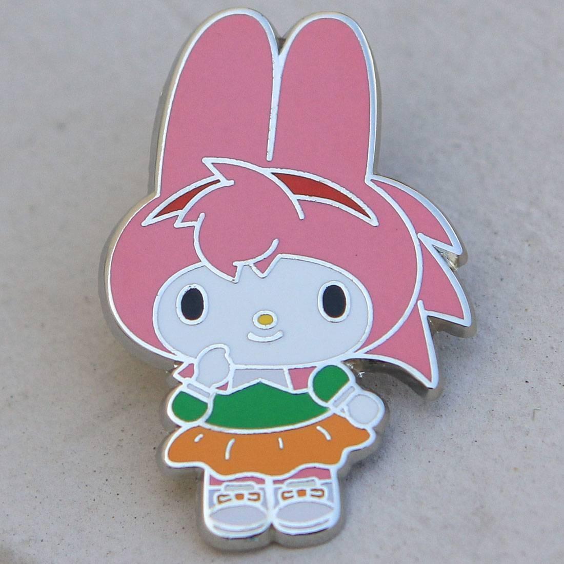 BAIT x Sanrio x Sonic Pink My Melody Pin (pink)