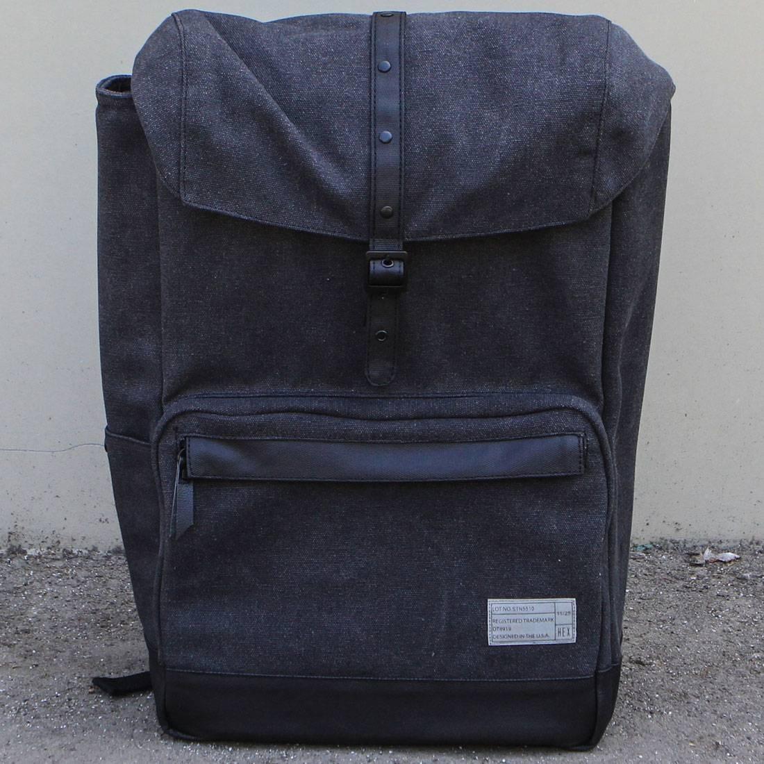 Hex Coast Backpack (gray / slate)