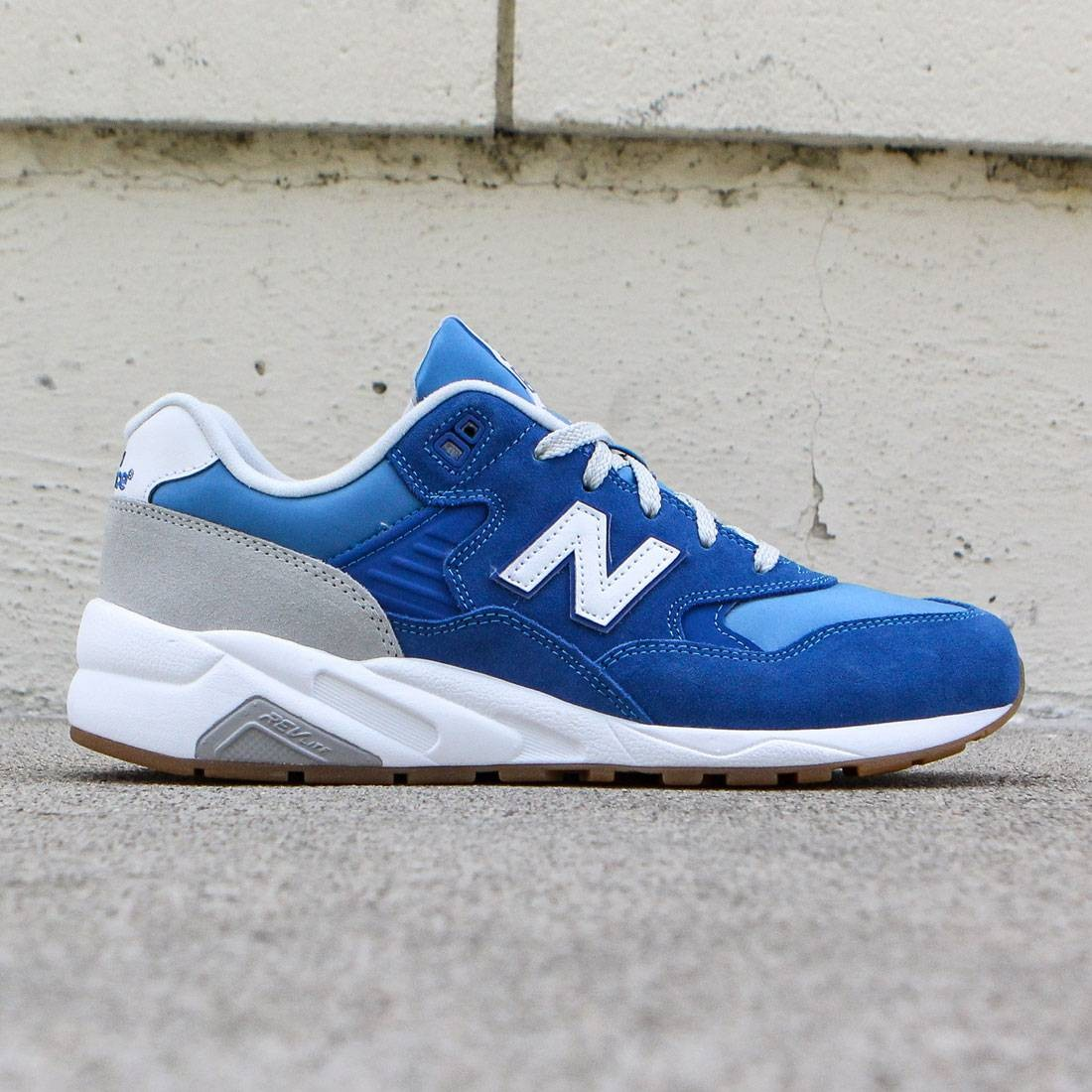 450f50de4db5a7 New Balance Men 580 Elite Edition REVlite MRT580MP blue white
