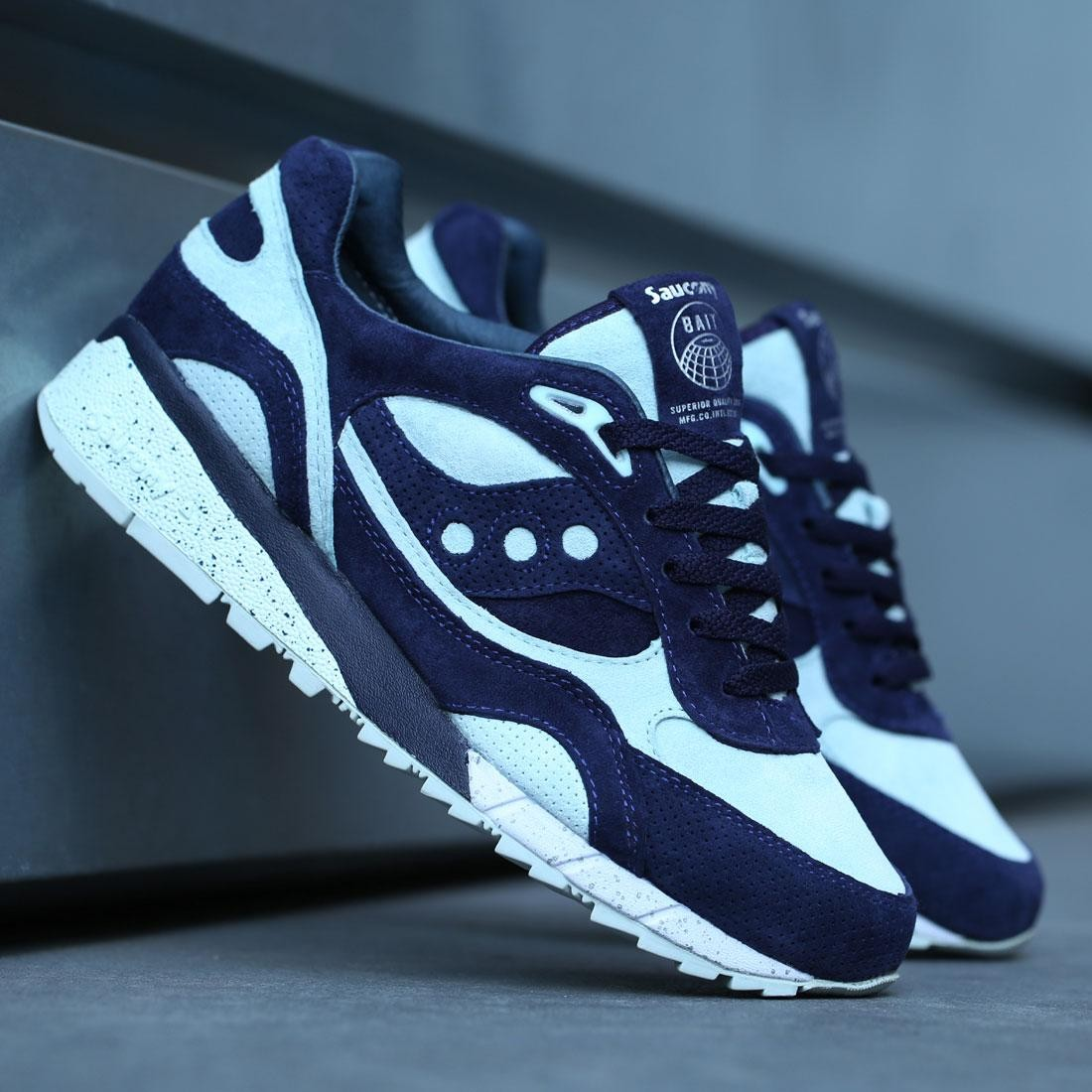 f4c6ea22019e BAIT x Saucony Shadow 6000 CruelWorld 5 - New World Water