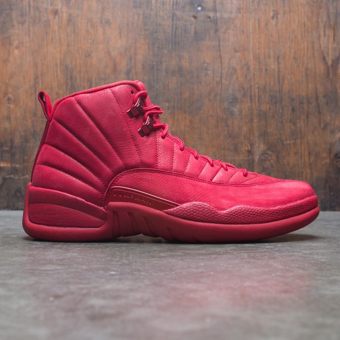 timeless design 53aed 40ee5 Air Jordan 12 Retro Men (gym red / black-gym red)