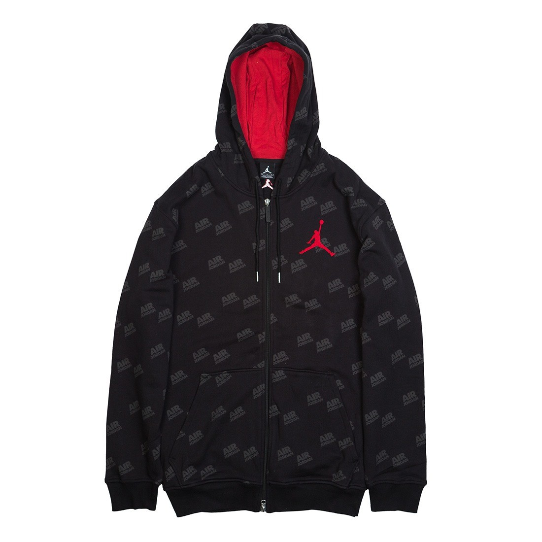 Air Jordan Zip-Up Hoody Men (black)