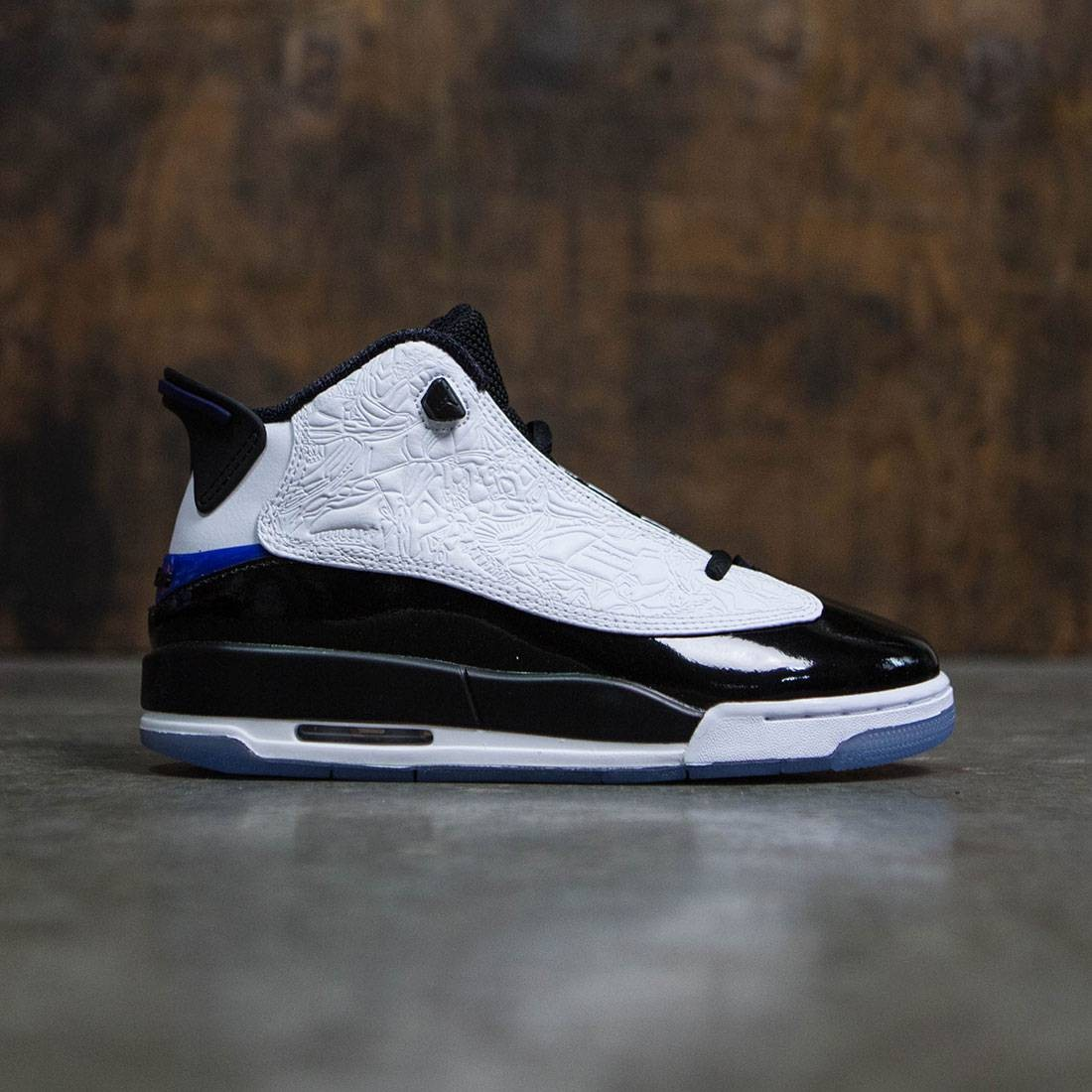 Air Jordan Dub Zero (GS) Big Kids (white / concord-black-white)