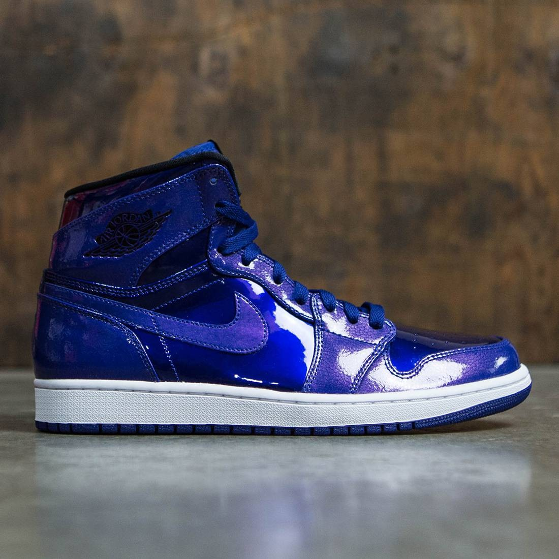 Air Jordan 1 Retro High Men (deep royal / black-white)