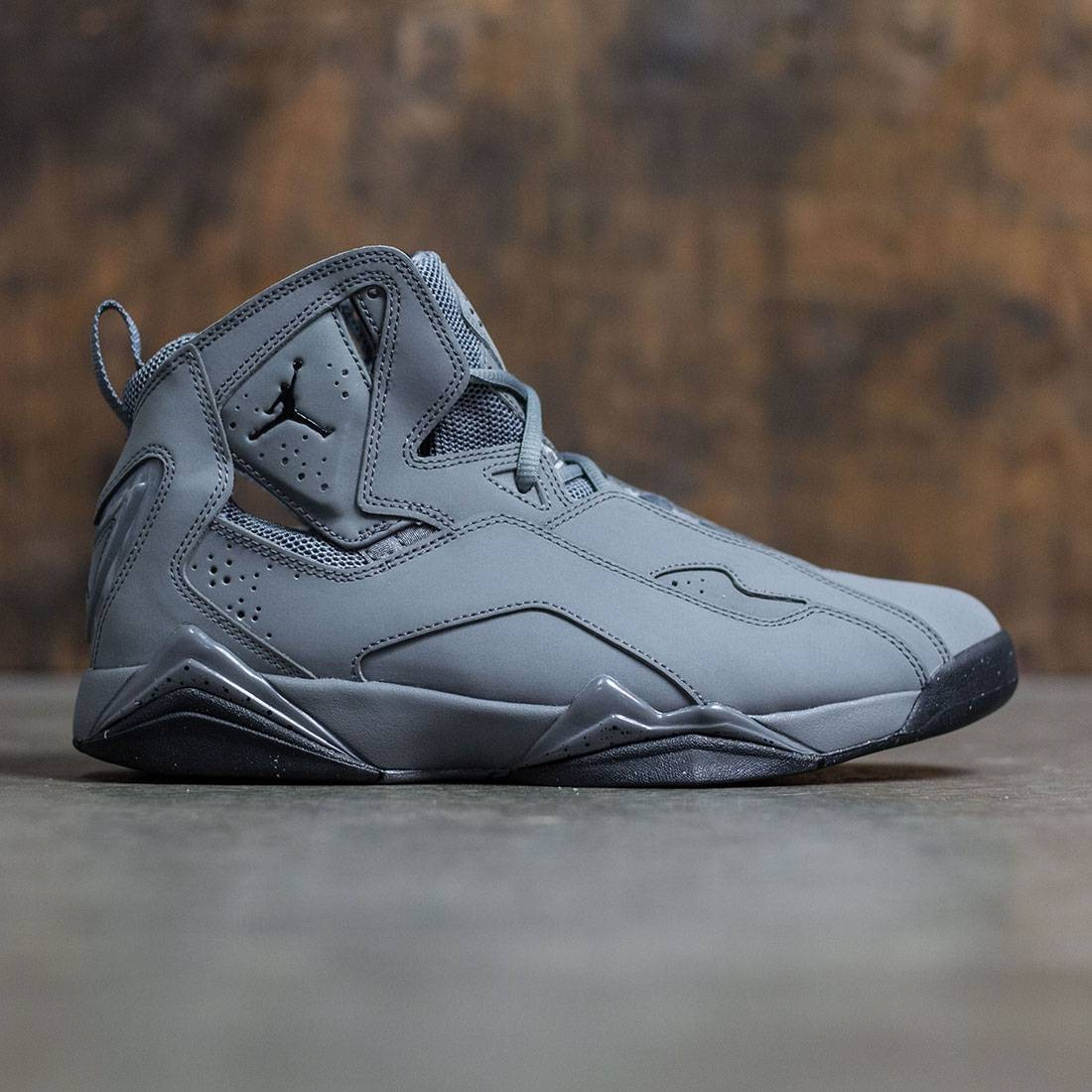 Jordan Men True Flight (cool grey / black)