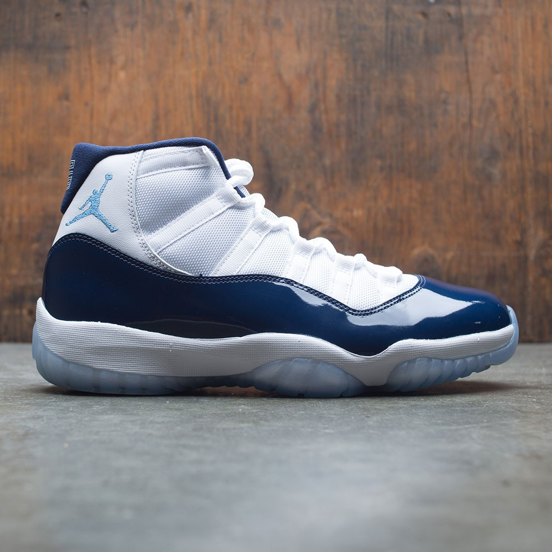 detailed look f95e0 df19b ... shoes for winter white black 41e5b faa95  promo code jordan men air  jordan 11 retro white university blue midnight navy 79161 2286f