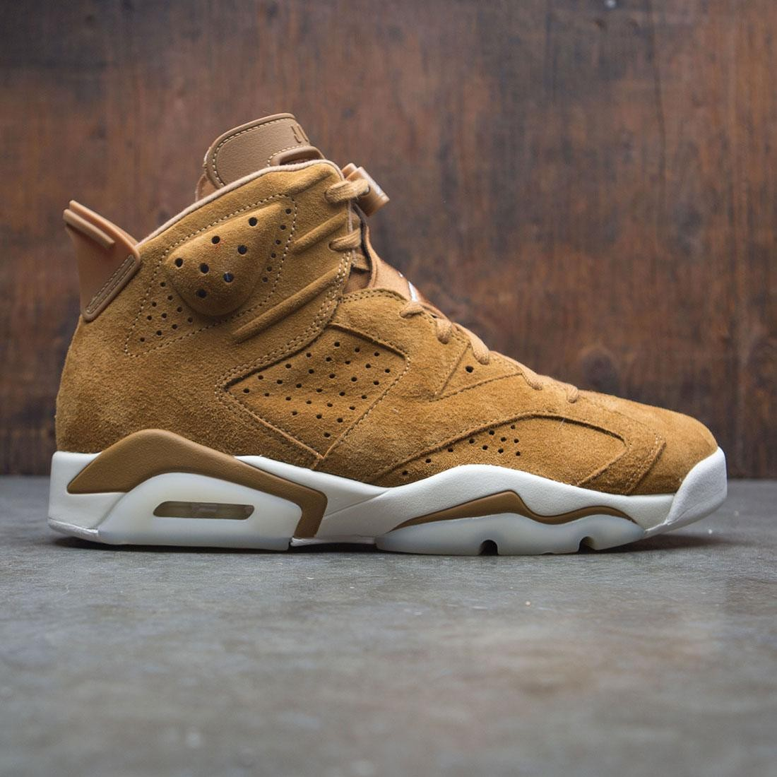 babdf5a07e9fd9 jordan men air jordan 6 retro golden harvest golden harvest sail