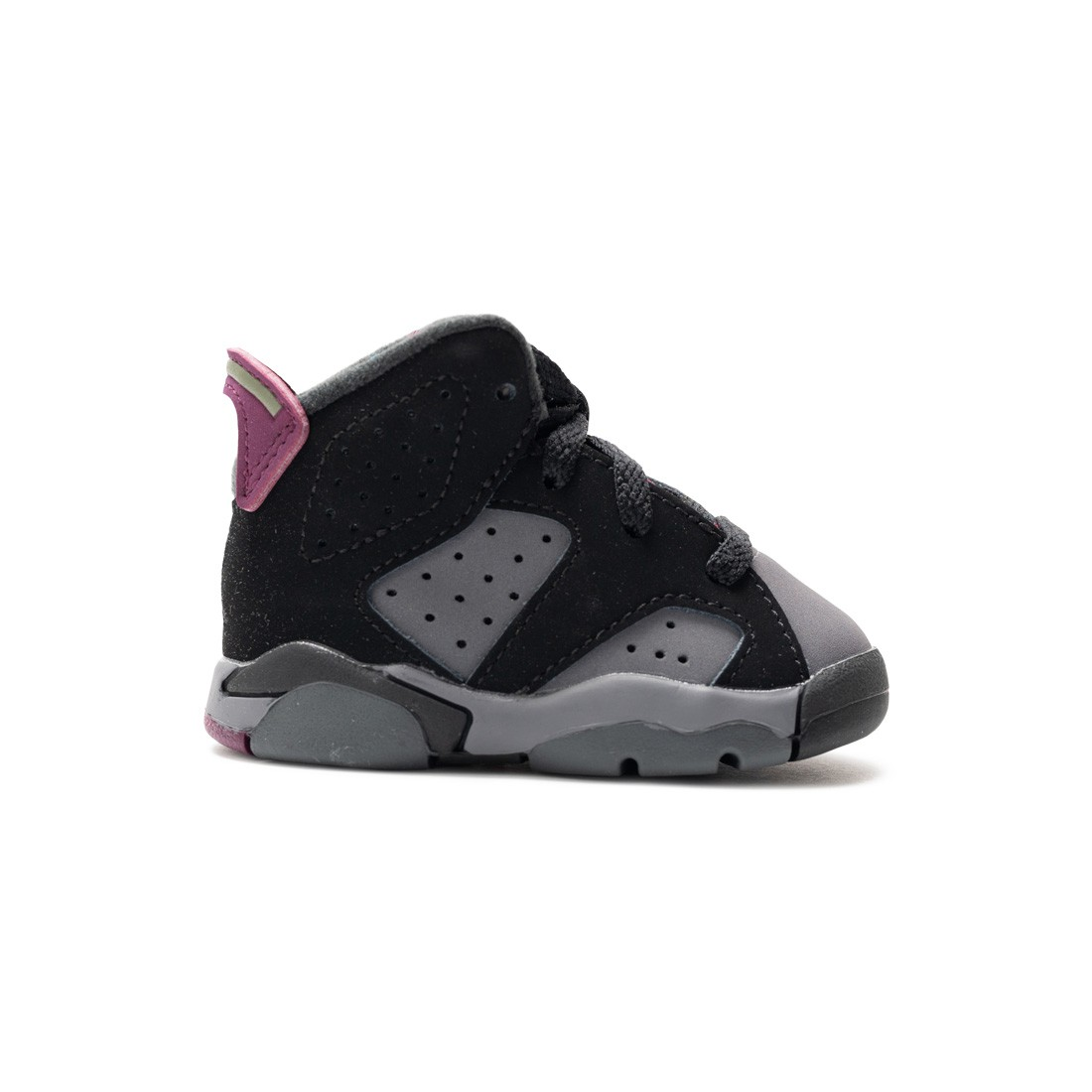 Jordan Toddlers 6 Retro (black / bordeaux-lt graphite-dark grey)