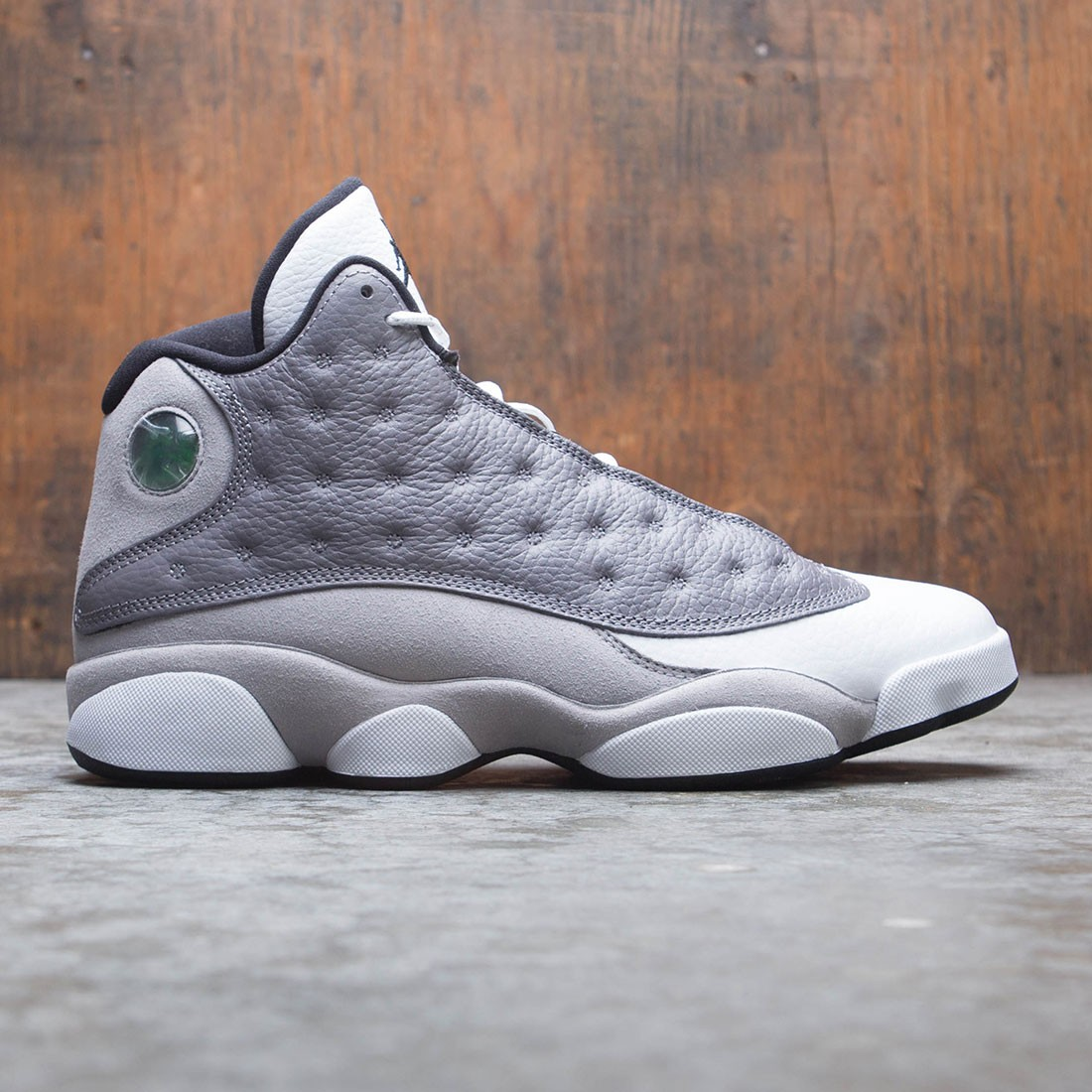 1dd89e9a7be6 jordan men air jordan 13 retro atmosphere grey black white