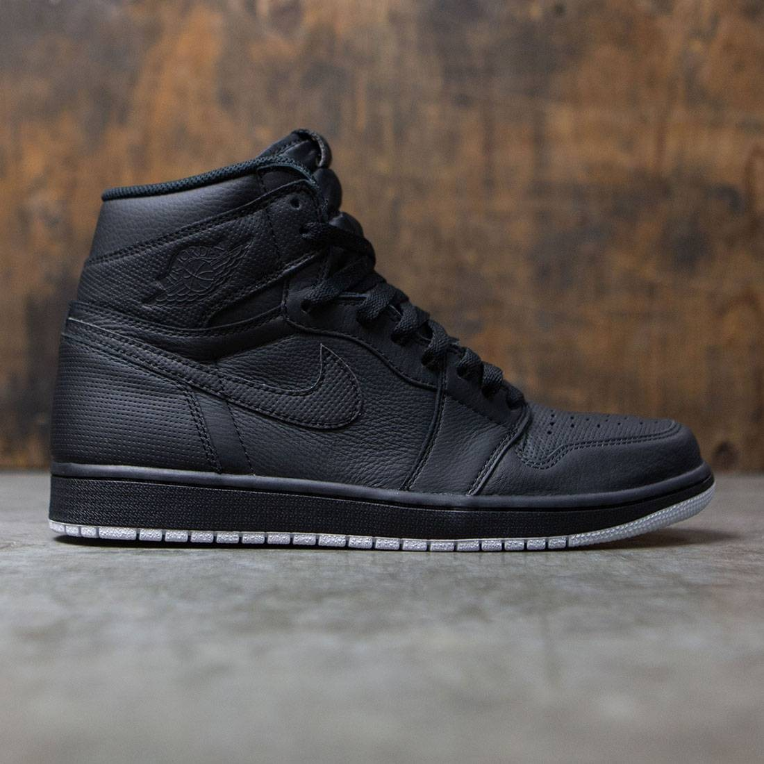 meet 8f973 2fc2a Air Jordan 1 Retro High OG Men (black / white-black)