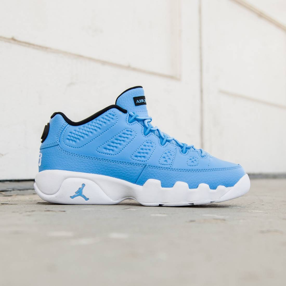 the latest 34e24 3e4c4 coupon for air jordan retro 9 kids blue 2baa3 baf6e