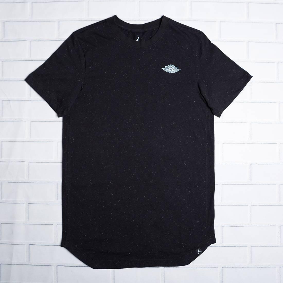 best service 06d3f f5219 Jordan Men Sportswear Future 2 T-Shirt (black / white)