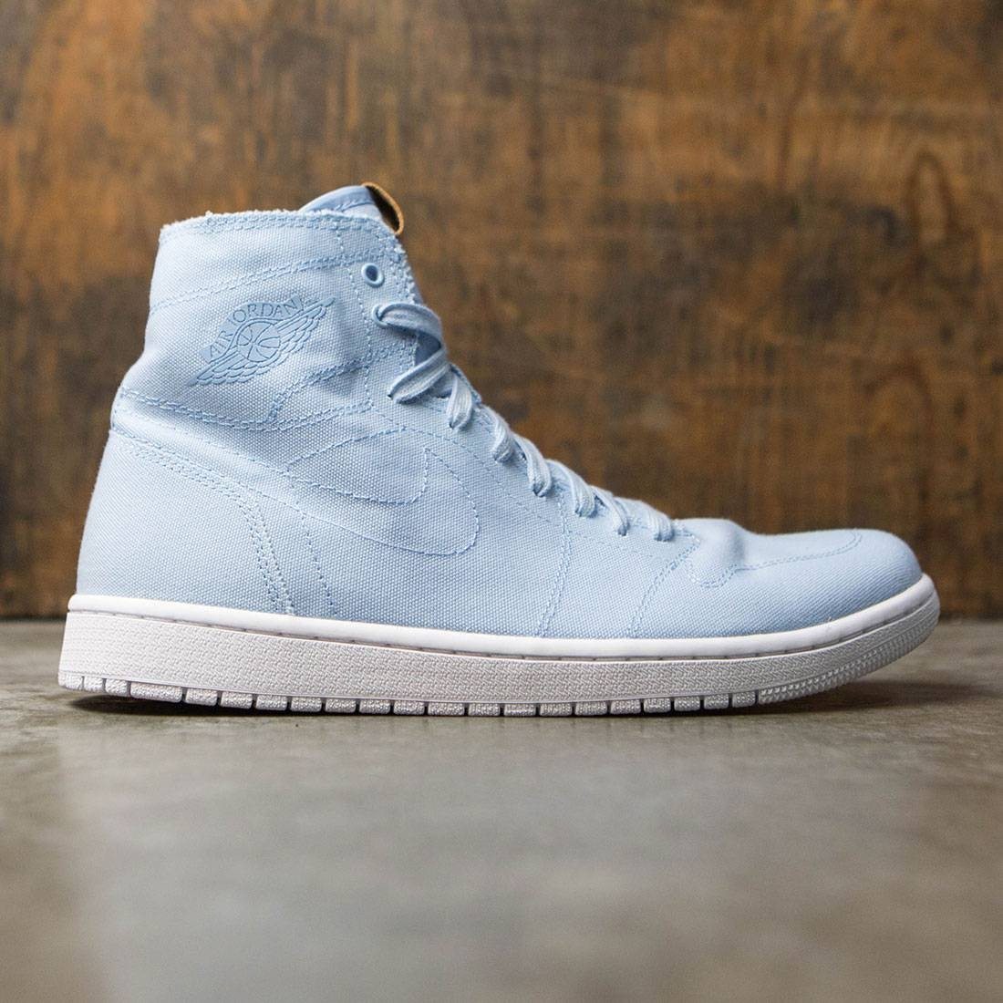 Air Jordan 1 Retro High Decon Men (ice blue / white-vachetta tan)