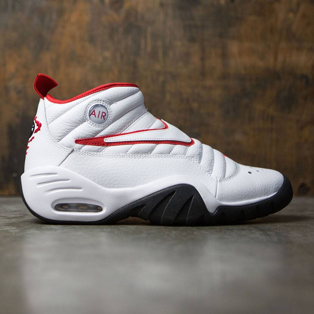 Nike Men Air Shake Ndestrukt (white / white-black)