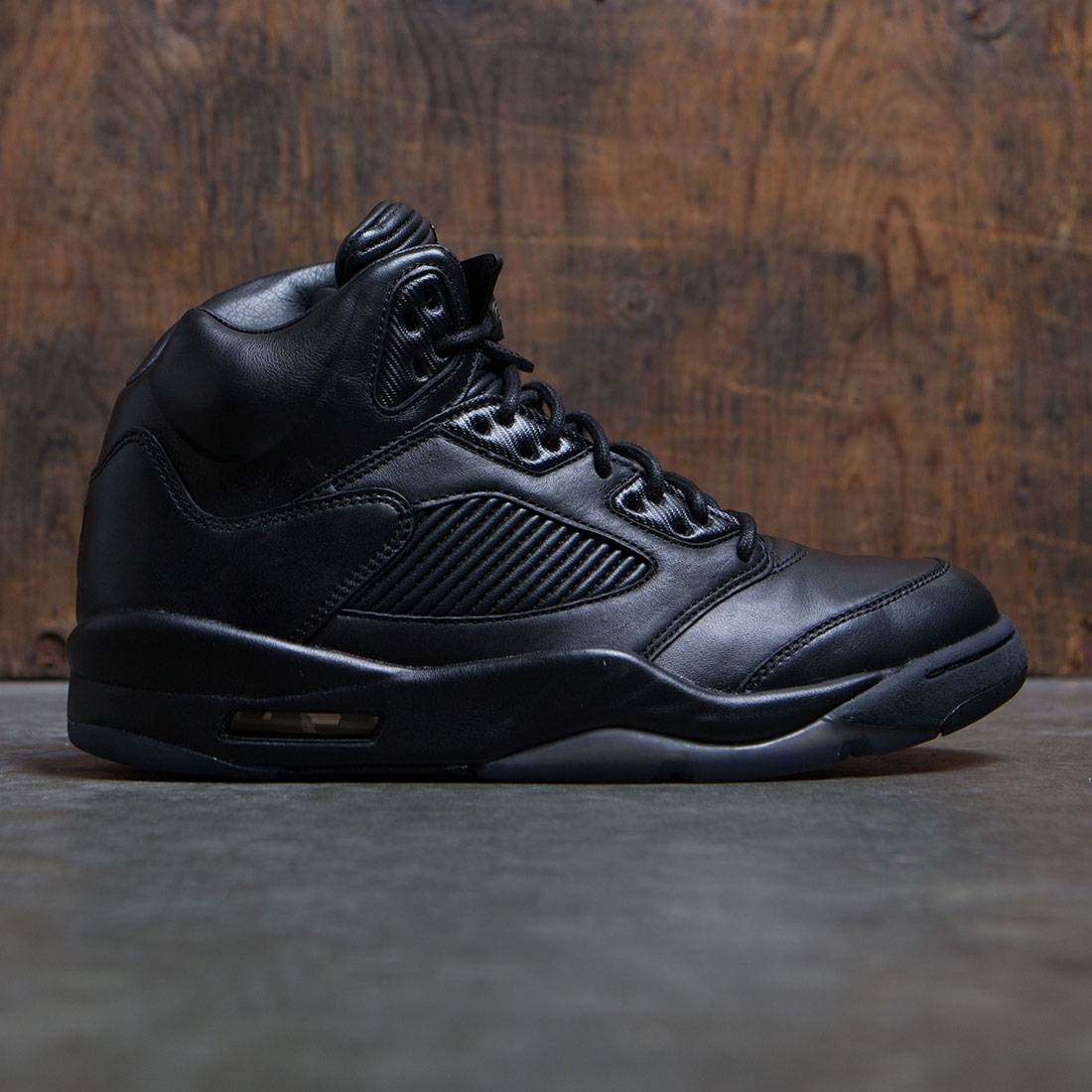 jordan men air jordan 5 retro premium black 6cdc25c40