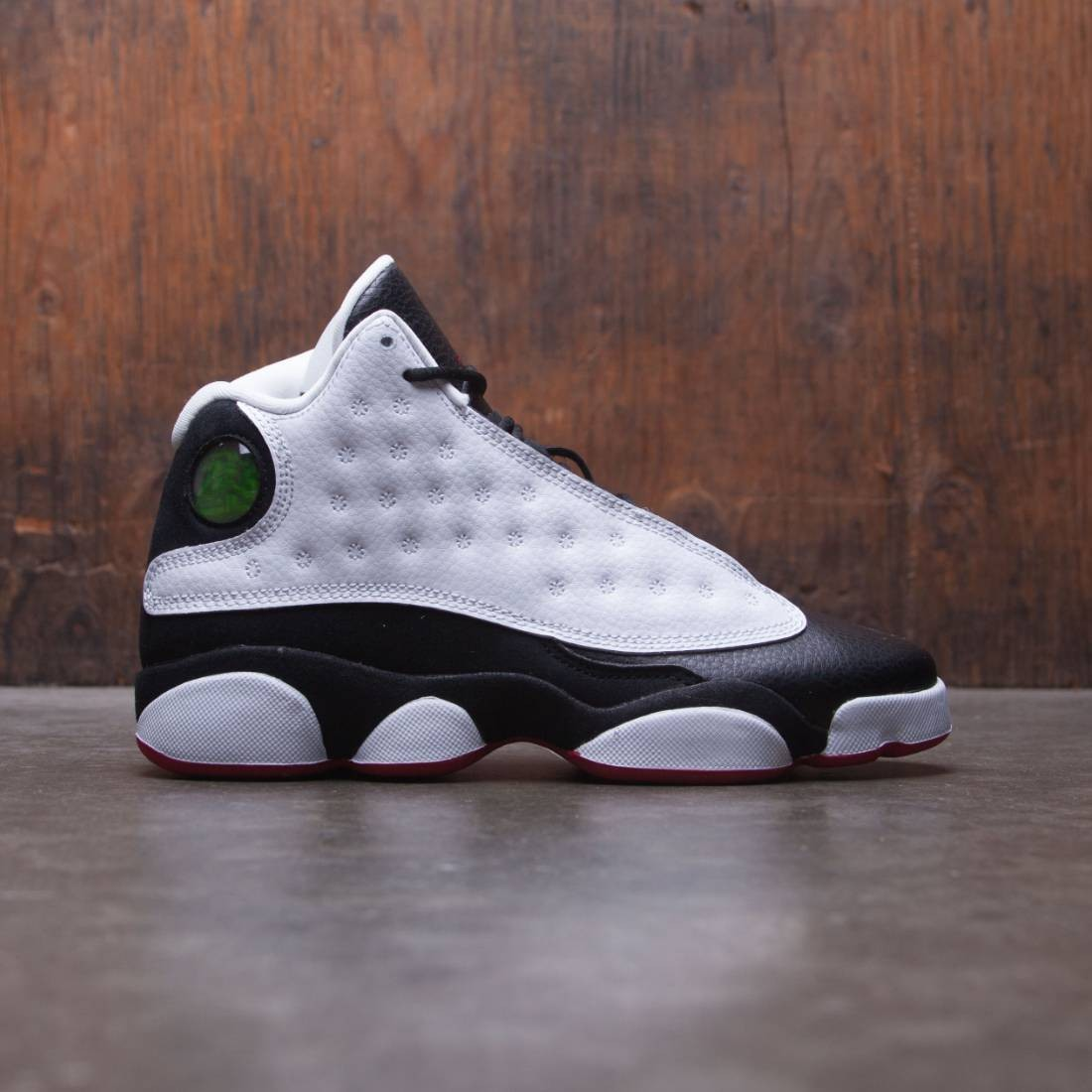size 40 4fe92 7ad99 Air Jordan 13 Retro (GS) Big Kids (white / true red-black)