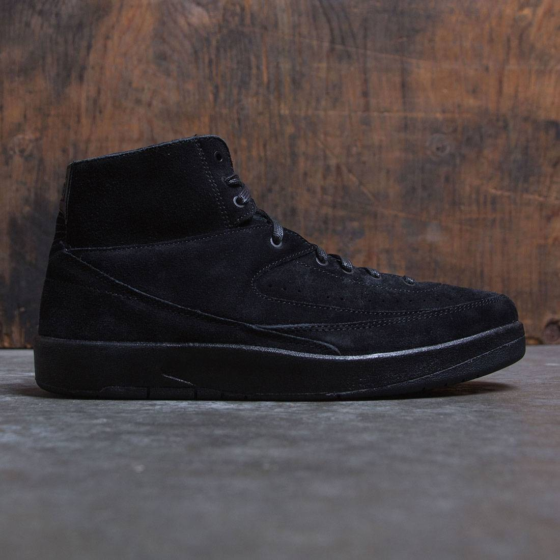 new arrival 0997f 30270 Air Jordan 2 Retro Decon Men (black / black)