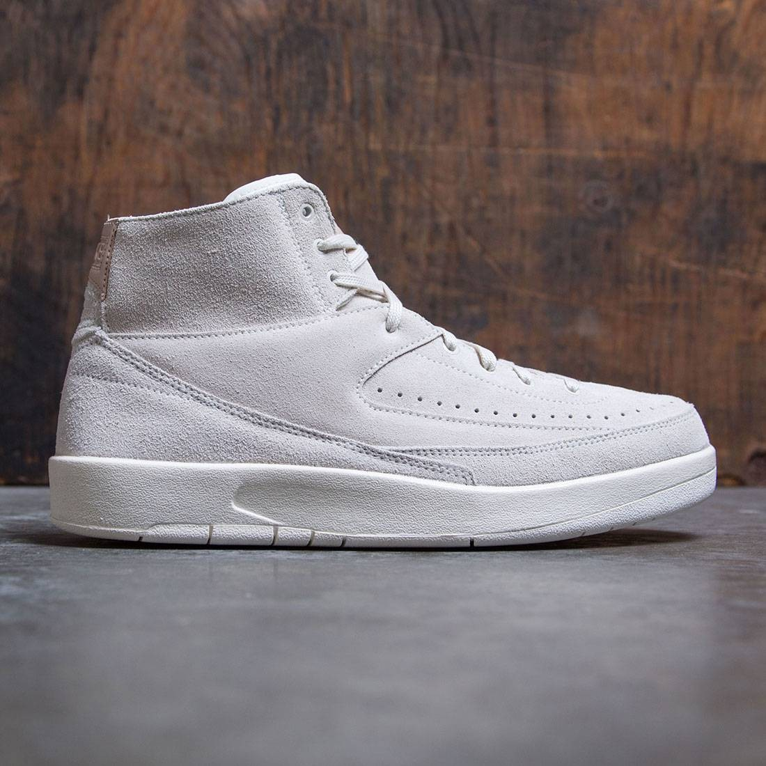146a9b2610976f jordan men air jordan 2 retro decon sail sail bio beige