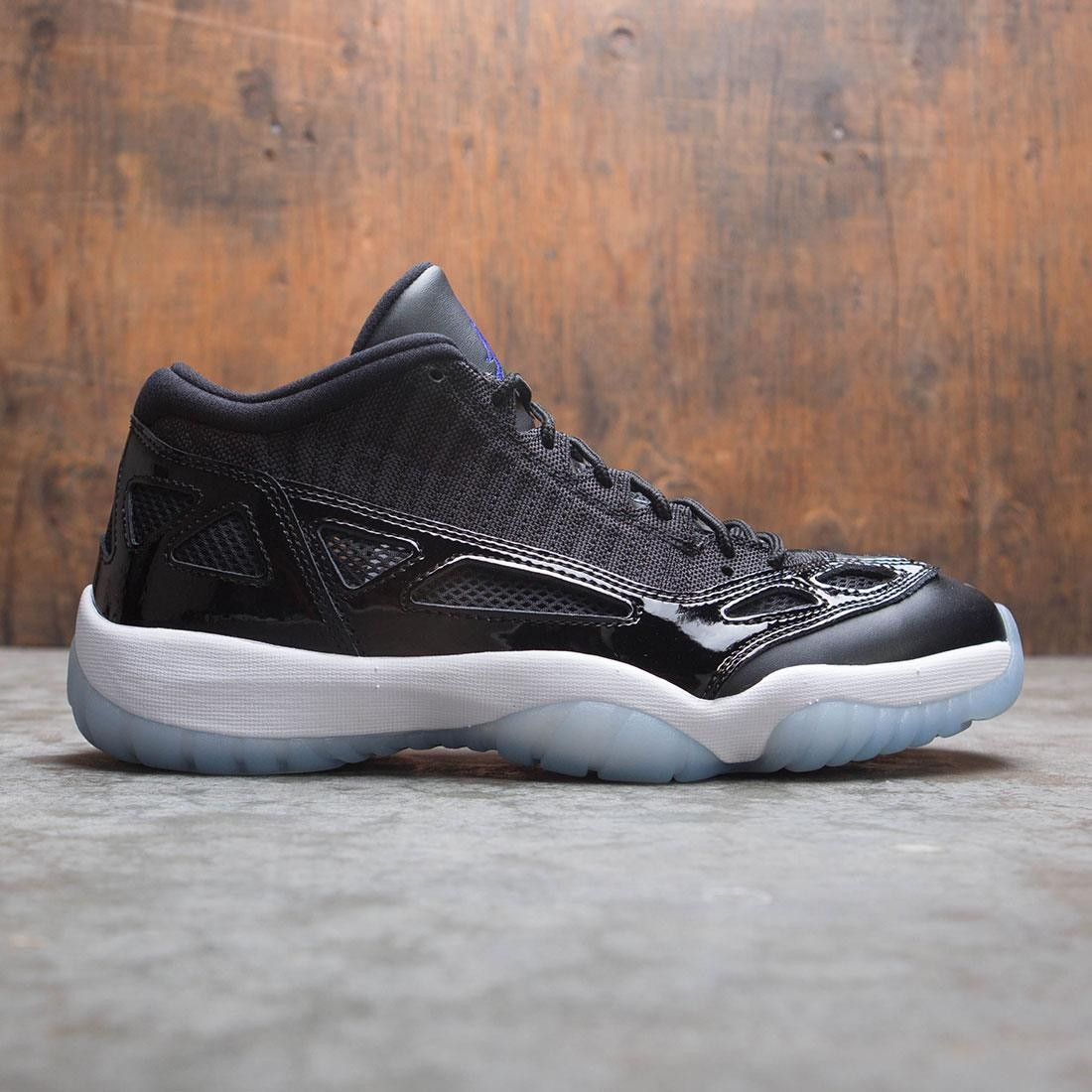 air jordan 11 retro low ie shoe