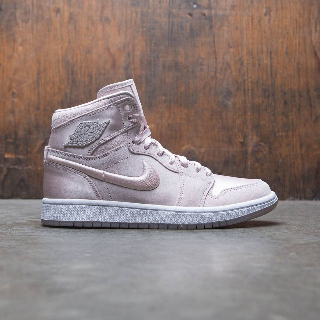 check out 870be b826b jordan women air jordan 1 retro high summer of high silt red white metallic  gold