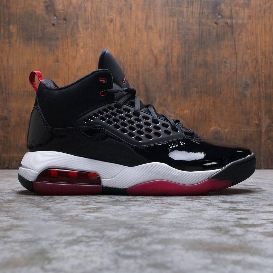 Jordan Men Maxin 200 (black / gym red-white)