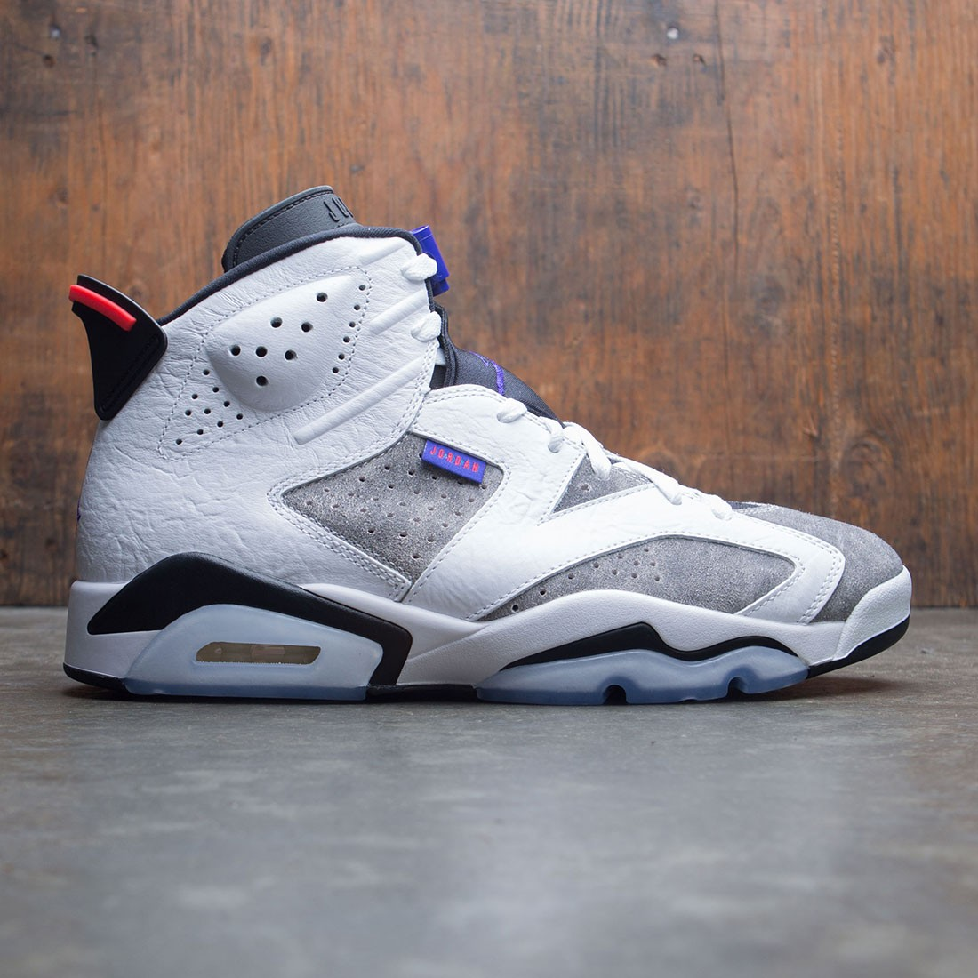 timeless design eb3de 25396 jordan men air jordan 6 retro ltr white dark concord black infrared 23
