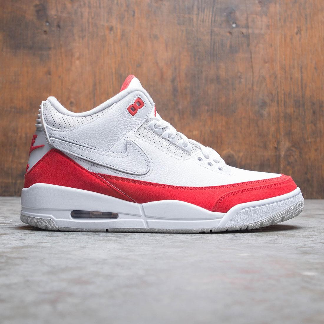 Air Jordan 3 Retro TH SP Men (white / university red-neutral grey)