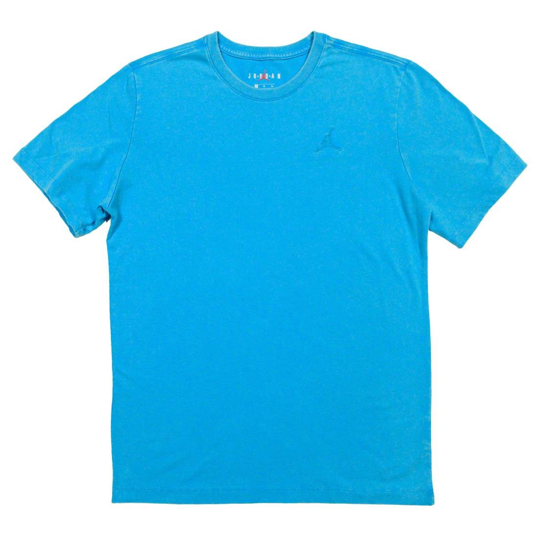 Jordan Men Tee (equator blue)