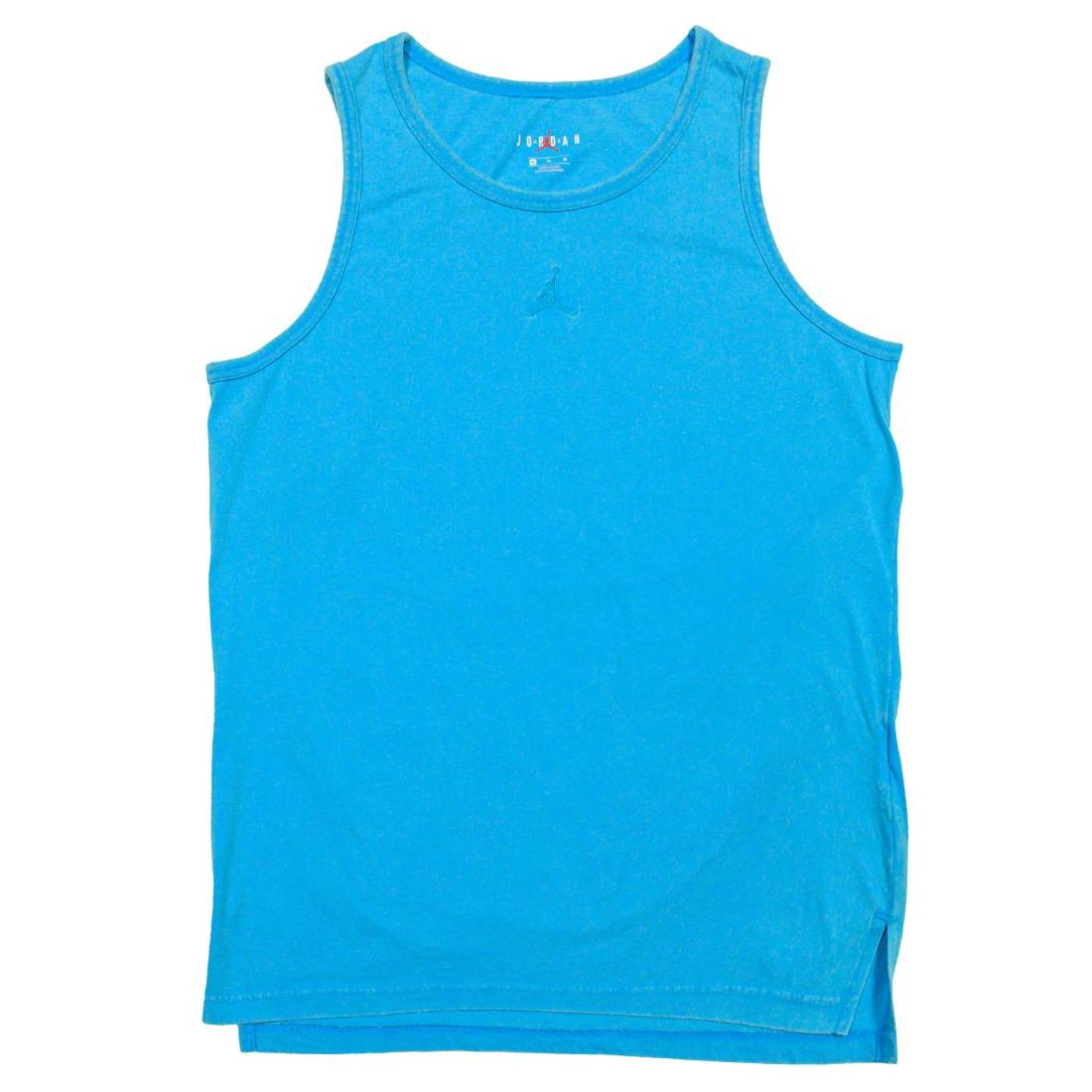 Jordan Men Tank Top (equator blue)