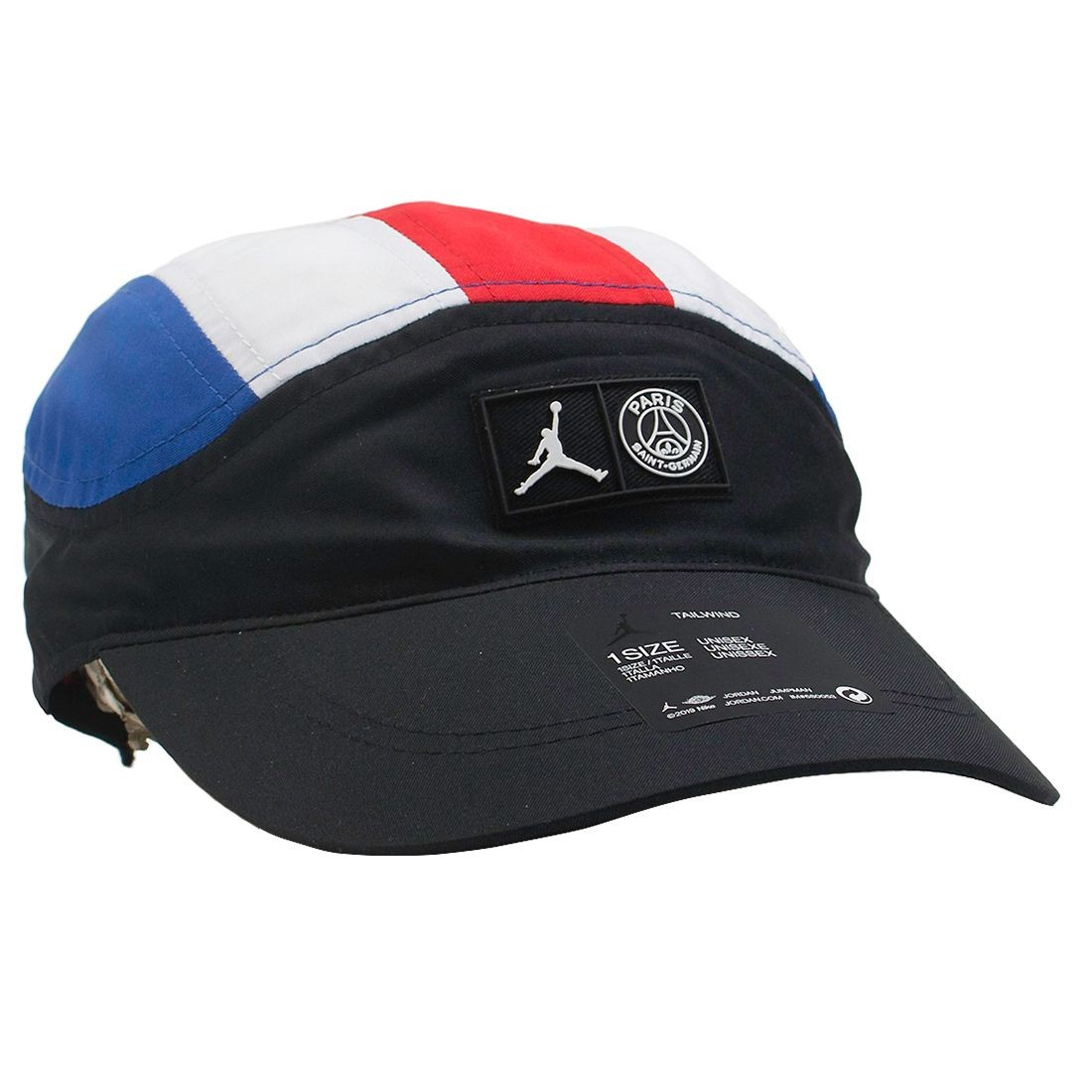 Jordan Men x PSG TAILWIND CAP (black)