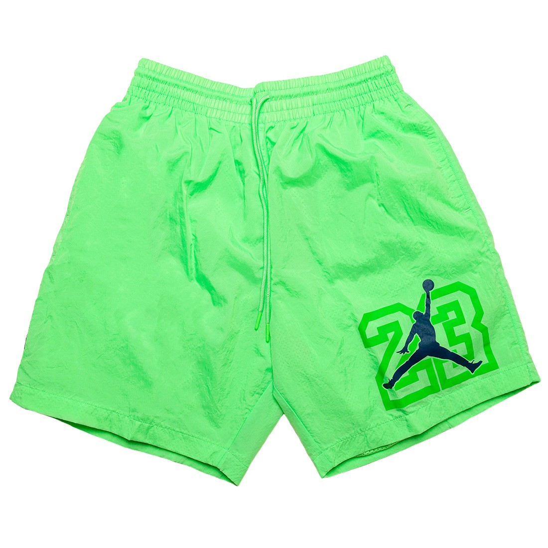 Jordan Men Legacy AJ13 Poolside Shorts (illusion green)