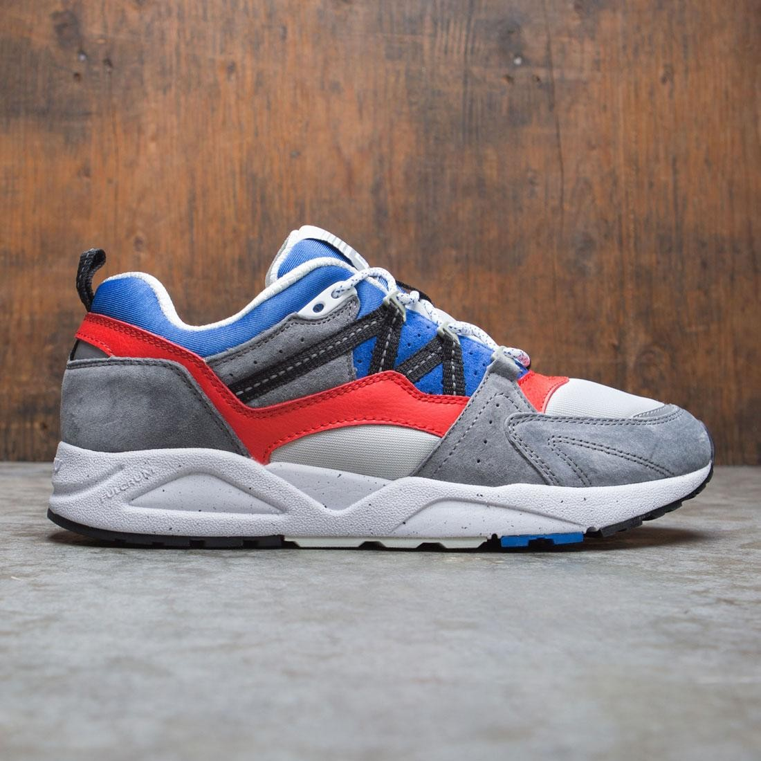 Karhu Men Fusion 2.0 Cross-Country Ski Pack (gray / monument / fiery red)