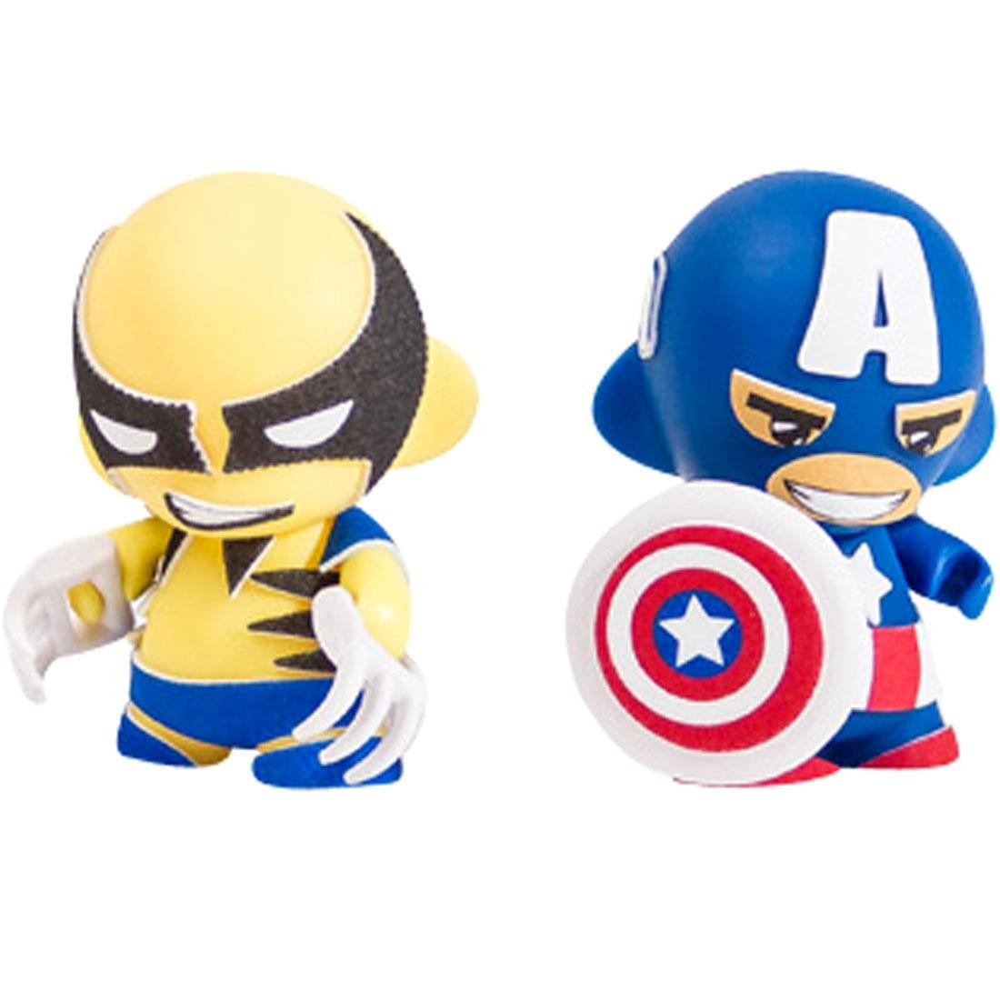 Kidrobot x Marvel Munny Micro DIY Figure 1 Blind Box