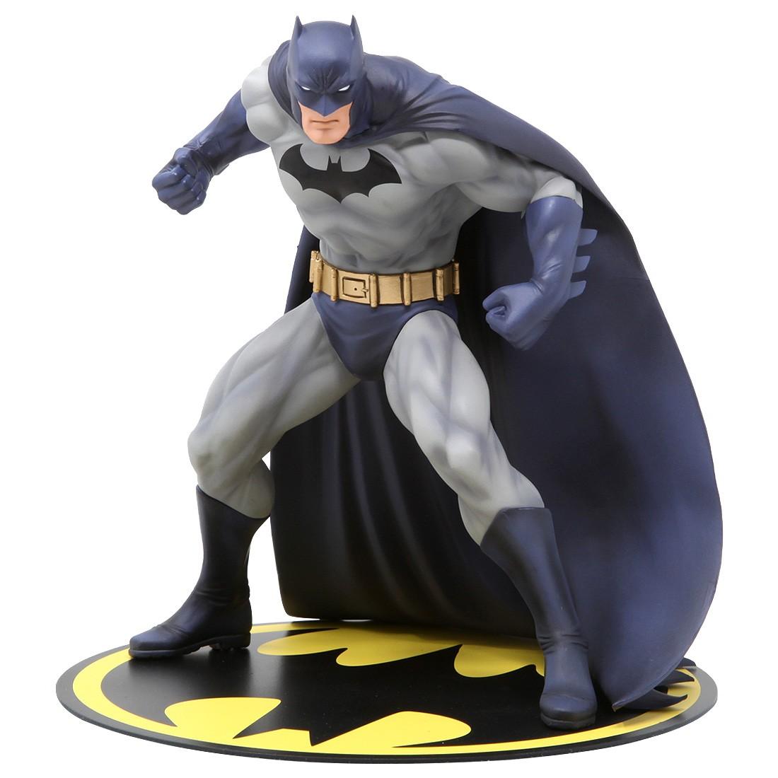 Kotobukiya Artfx Dc Comic Batman Hush Statue Gray