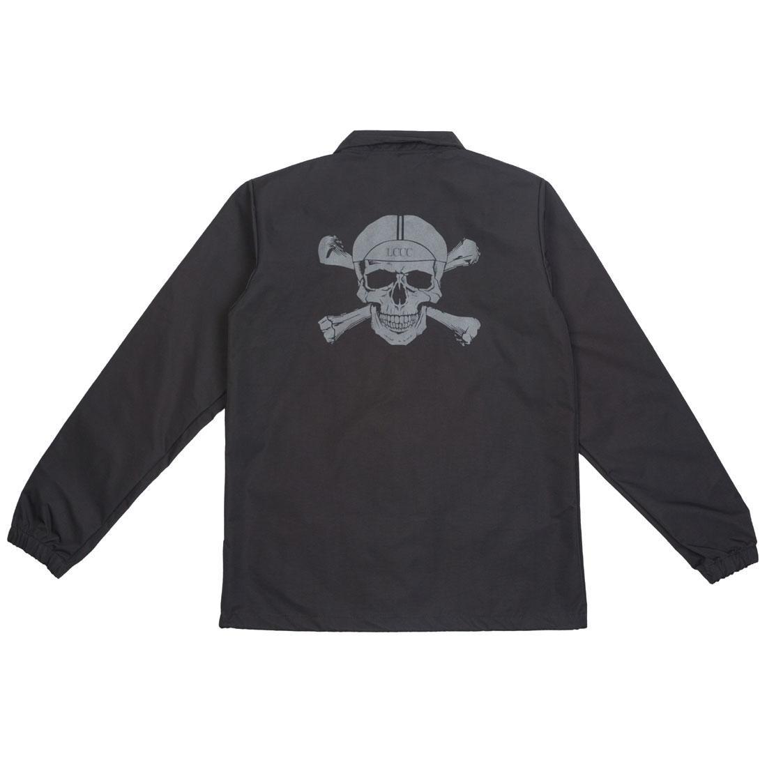 La Carrera Men La Carrera Skull Coaches Jacket (black)