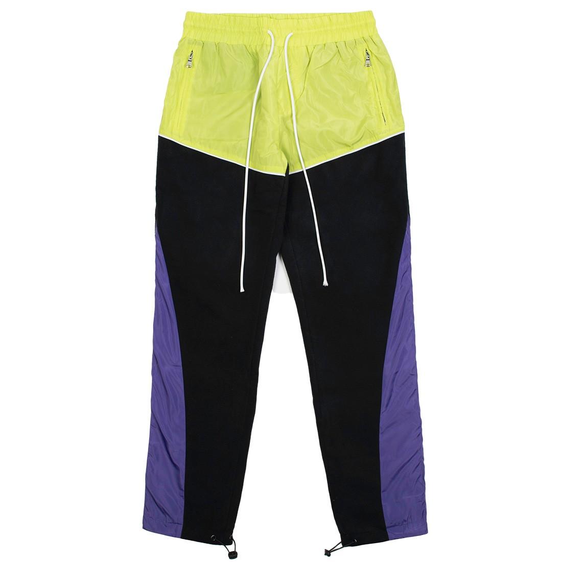 Lifted Anchors Men Madden Pants (volt / purple)