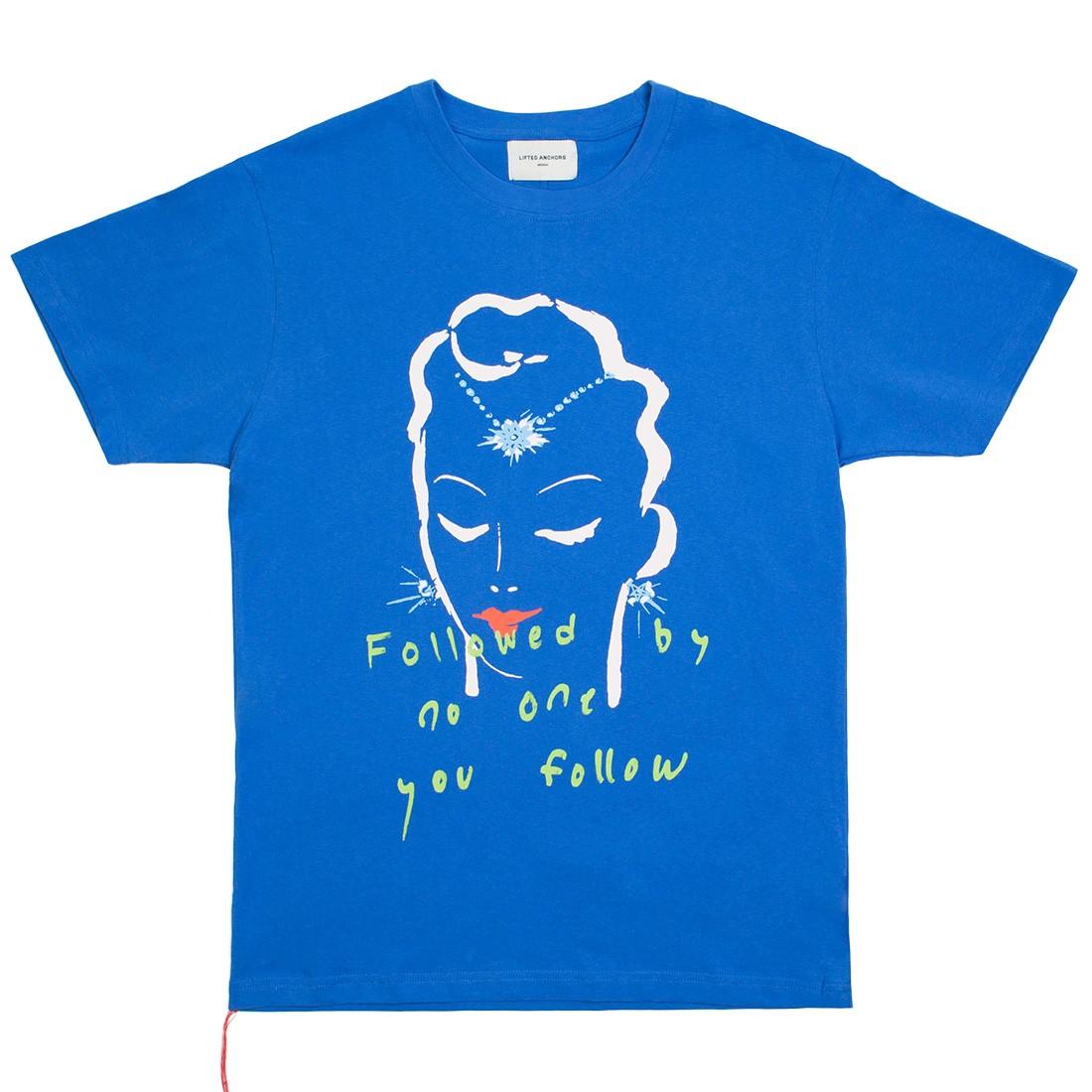 Lifted Anchors Men Offline Tee (blue)