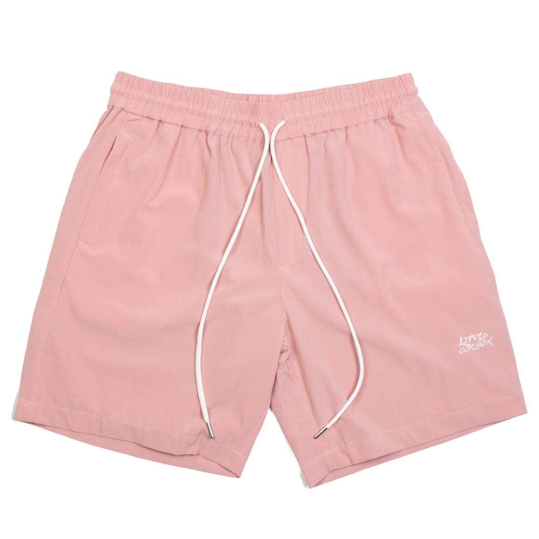 Lifted Anchors Men Server Shorts (pink / salmon)