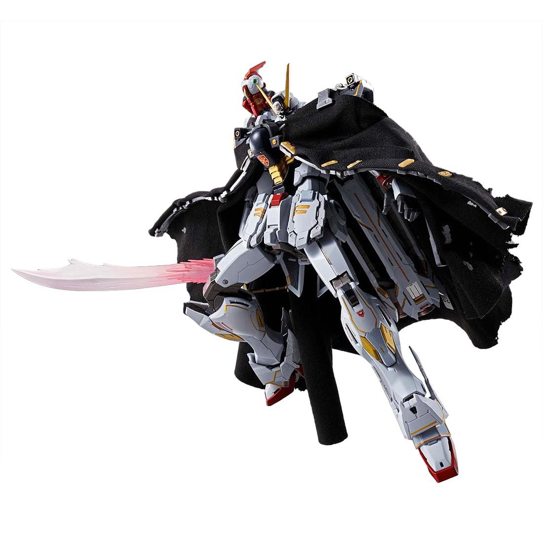 Bandai Metal Build Crossbone Gundam X1 (black)