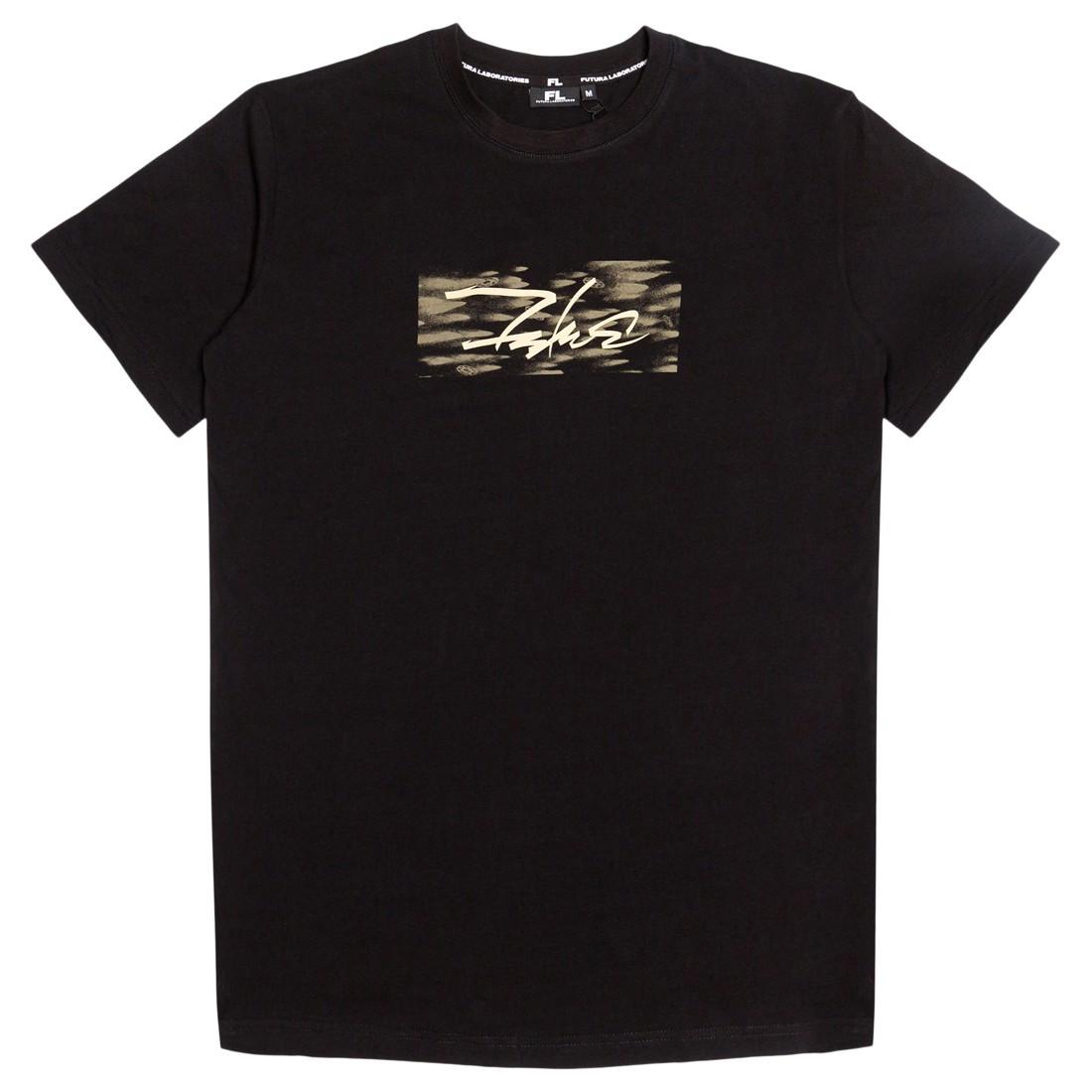 Futura Laboratories Men Skyfall Short Sleeve Tee (black)