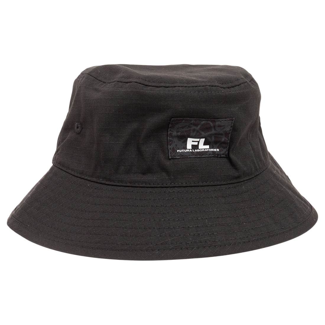 Futura Laboratories Bucket Hat (black)