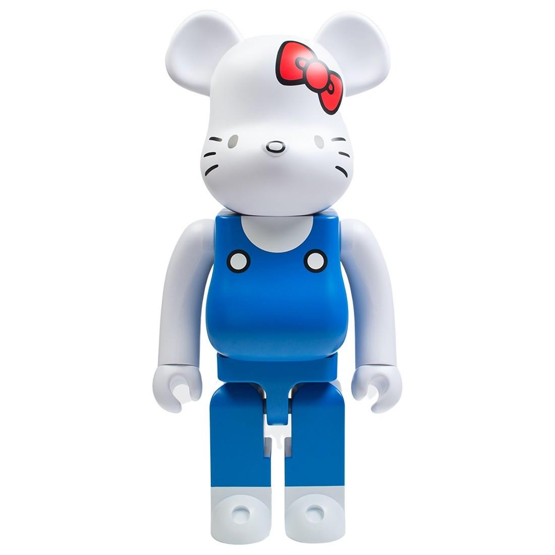 Medicom Hello Kitty Generation 70s 1000% Bearbrick Figure (blue)