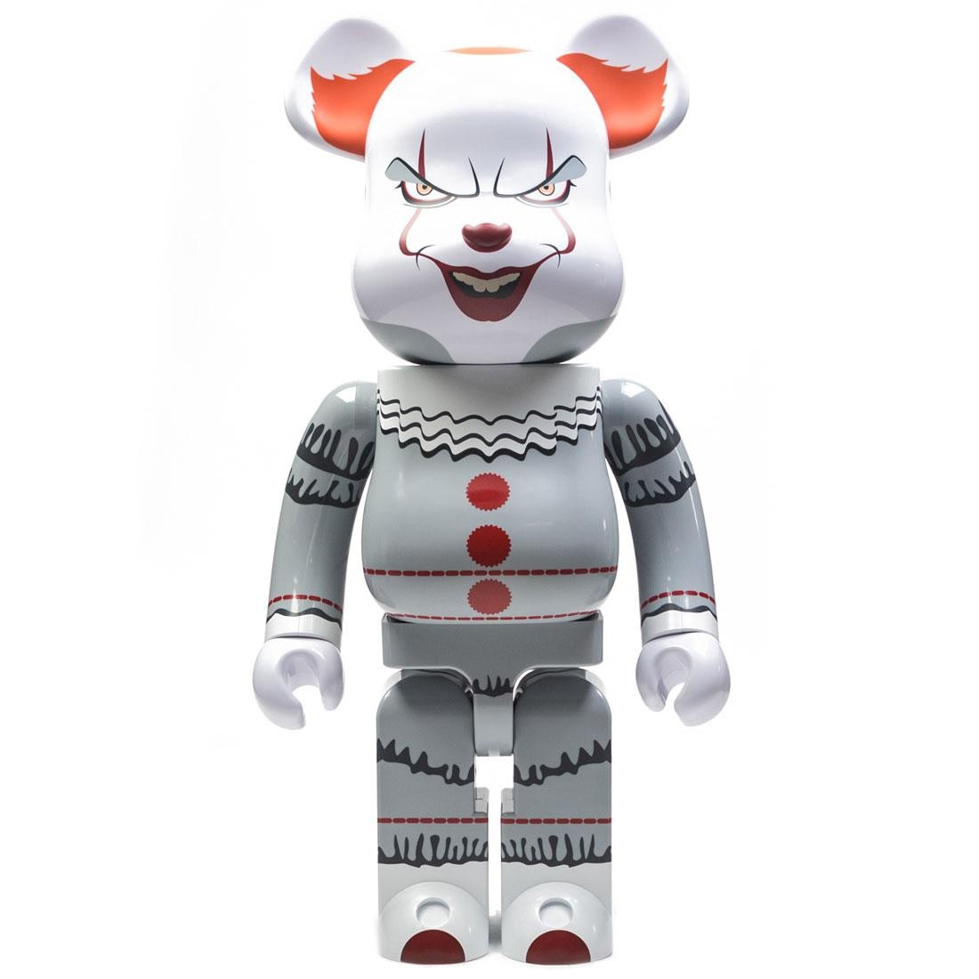 Medicom It Pennywise 1000% Bearbrick Figure (white)