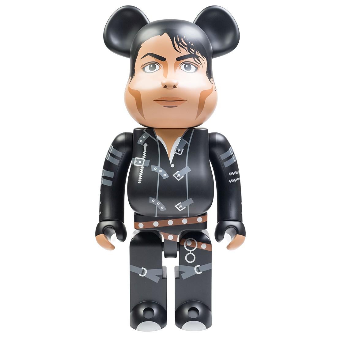 Medicom Michael Jackson BAD 1000% Bearbrick Figure (black)