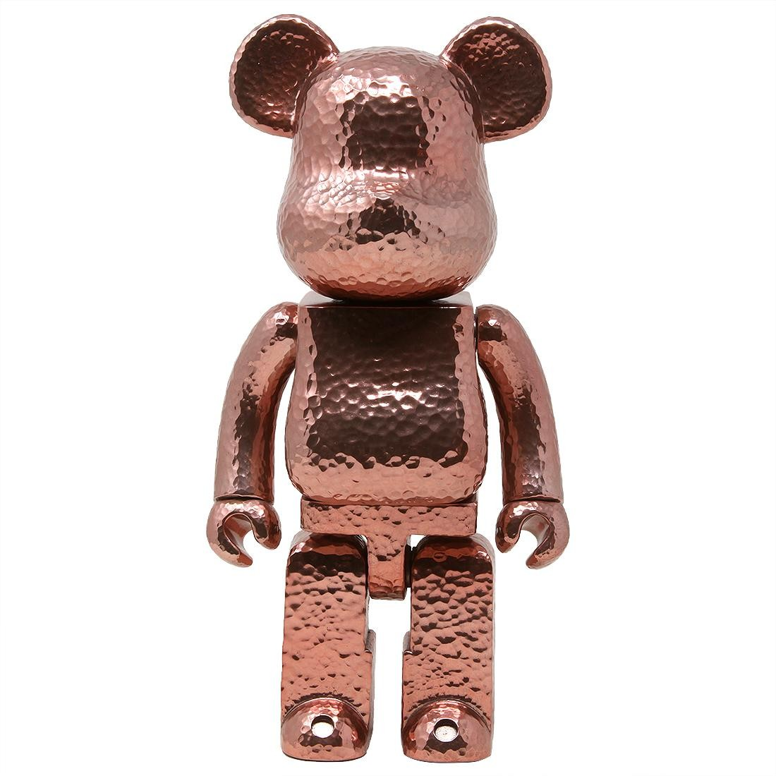 Medicom Royal Selangor Pink Color 400% Bearbrick Figure (pink)