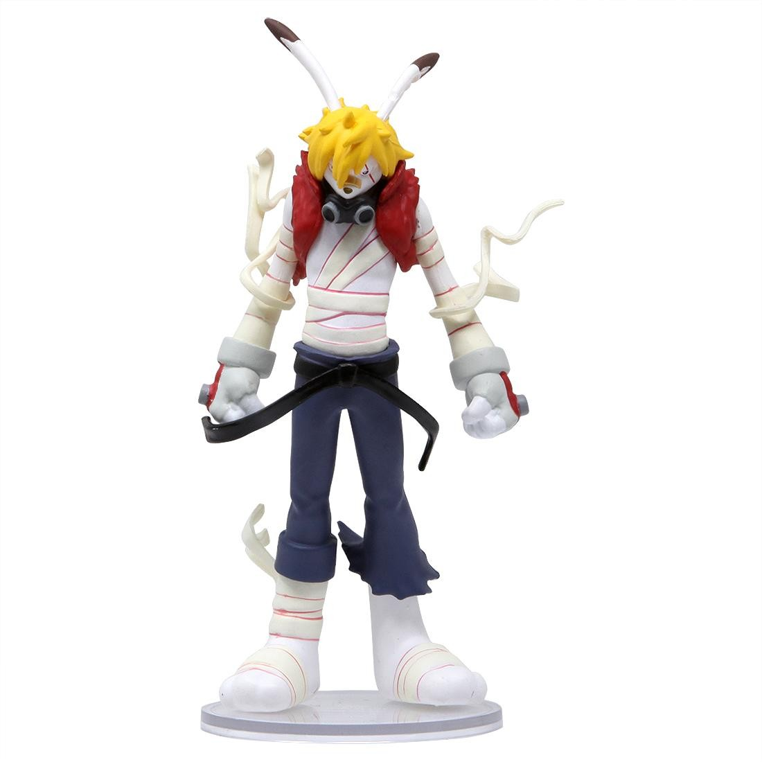 Medicom UDF Studio Chizu Series 2 Summer Wars King Kazma Figure (white)