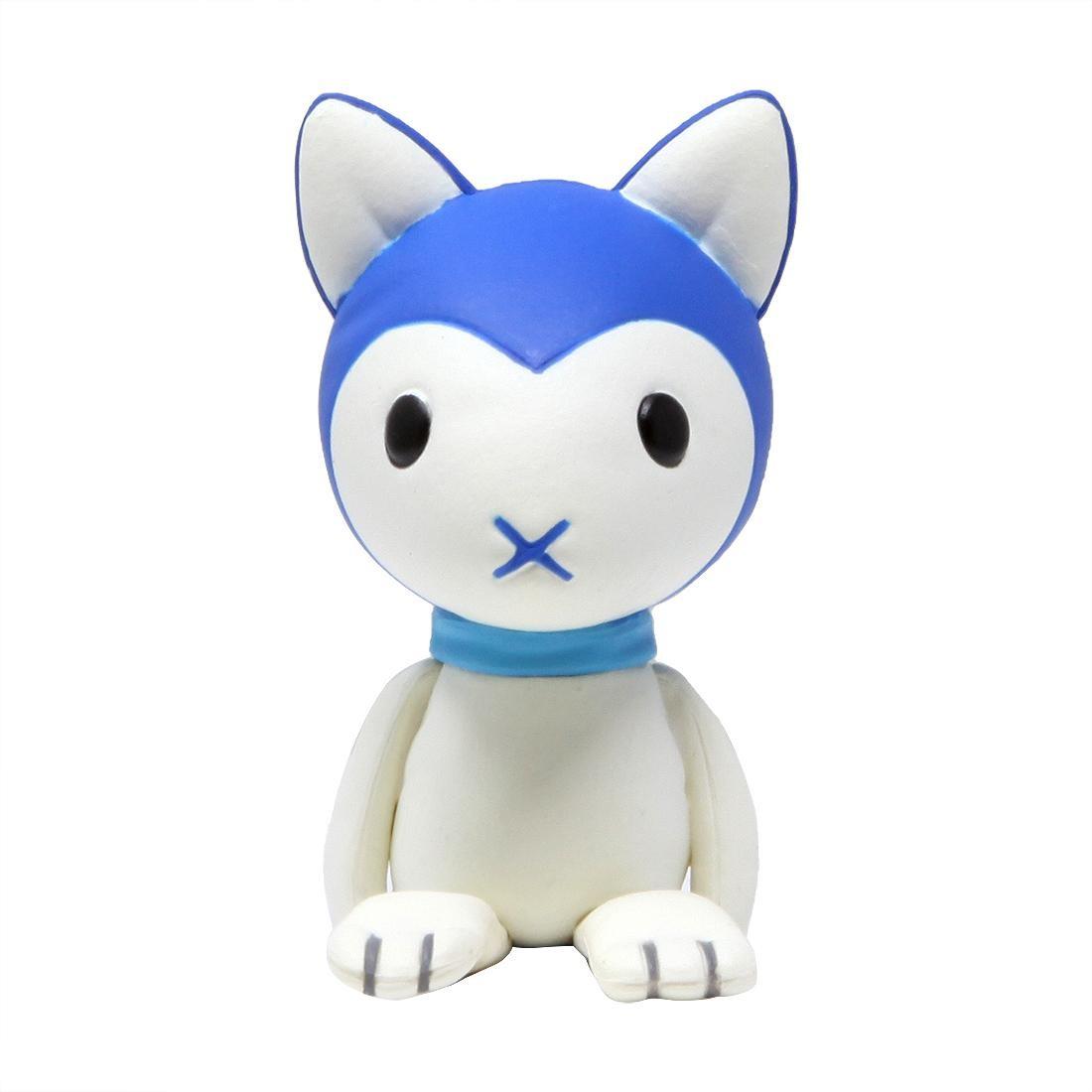 Medicom UDF Studio Chizu Series 2 Wolf Children Ame Plush Figure (blue)